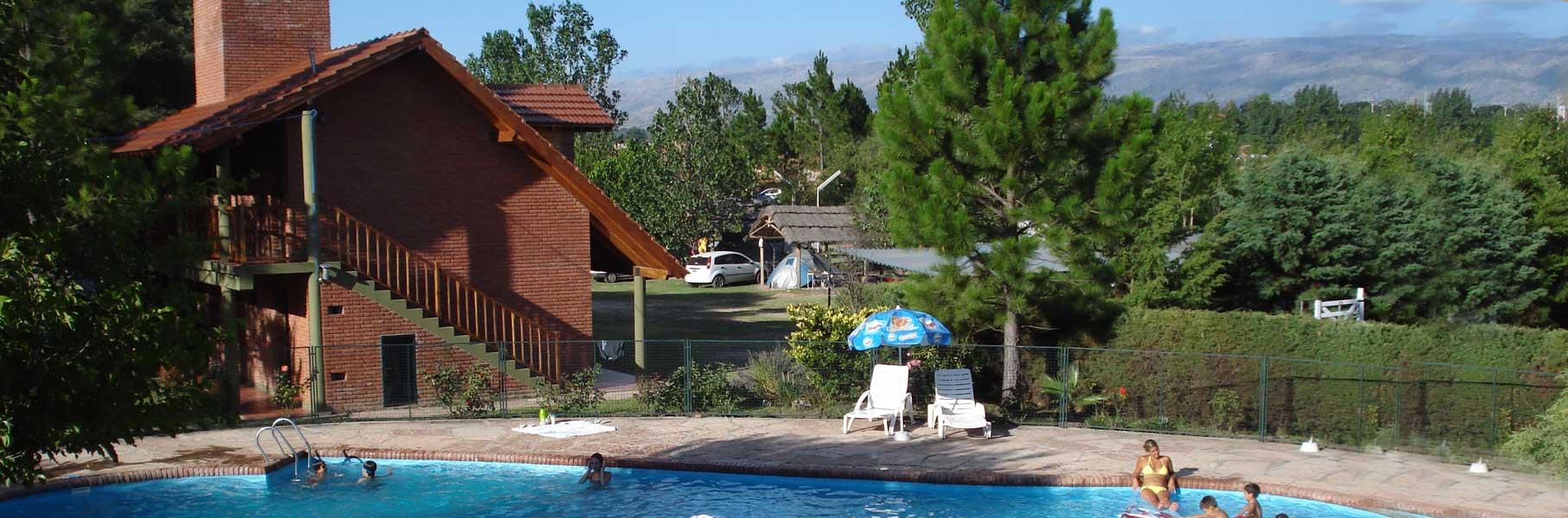 Complejo san sebastian camping y hotel en mina clavero - Hotel iturregi san sebastian ...